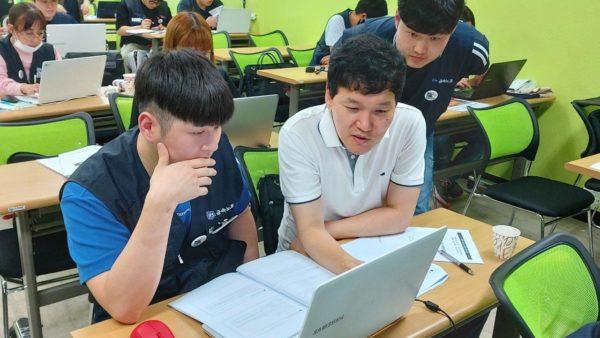 11기 1년차 충남지부 교육선전학교